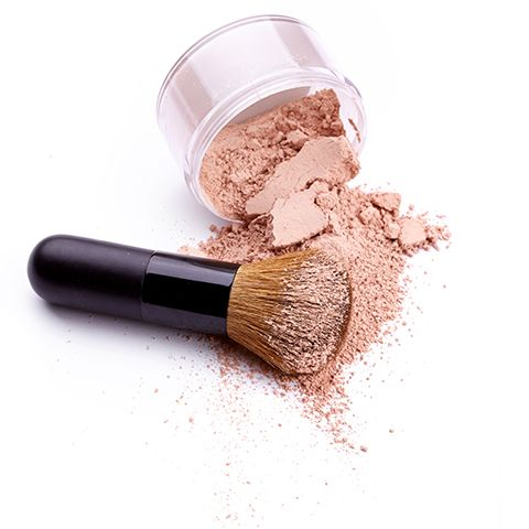 Minerální makeup