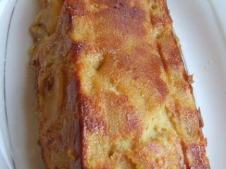 Gateau moelleux aux pommes, amande et citron (SANS GLUTEN), Photo 2