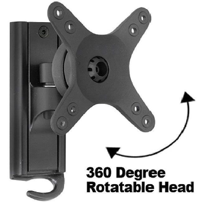 Creative Concepts 13-inch to 37-inch TV Wall Mount, Silver #CC-R25B