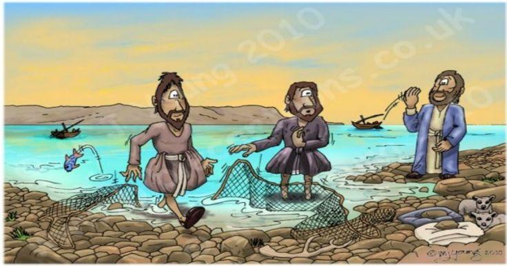 Ανέκδοτο: Τέσσερις παντρεμένοι άντρες πήγαν για ψάρεμα.