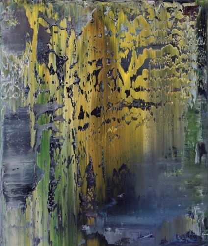 Gerhard Richter » Art » Paintings » Abstracts » Abstract Painting » 801-5