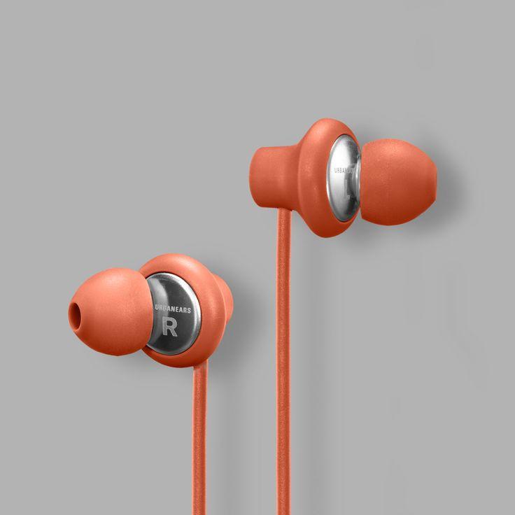 Urbanears Kransen Headphones in Rowan