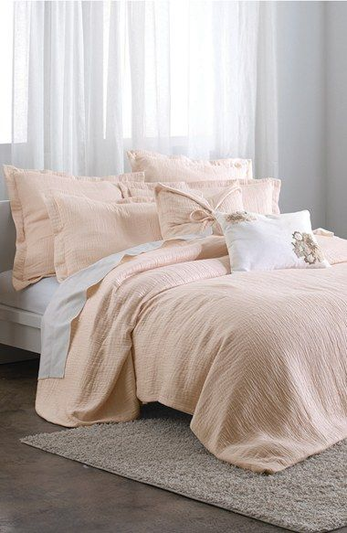 Dkny Pure Indulge Duvet Cover Available At Nordstrom
