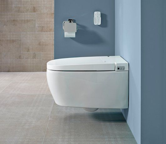 V-care shower toilet from VitrA - Bathroom Review