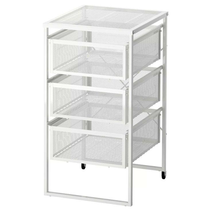 Lennart drawer unit IKEA
