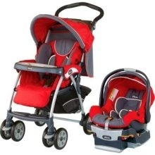 this is a baby stroller and a car set for the baby .you can walk them or u can put them in there car set . it cost 180