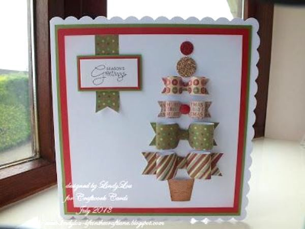 christmas card sizzix - Cerca con Google