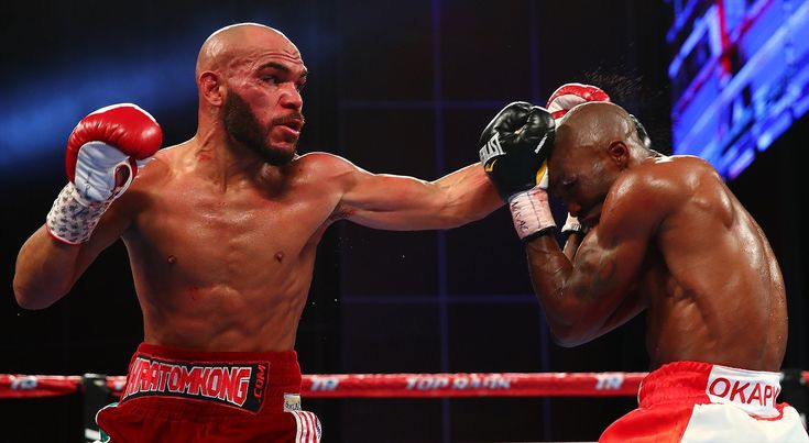 Top Rank Boxing on ESPN Results: Ray Beltran Becomes Champ in War with Moses #Featured2 #Headlines #allthebelts #boxing