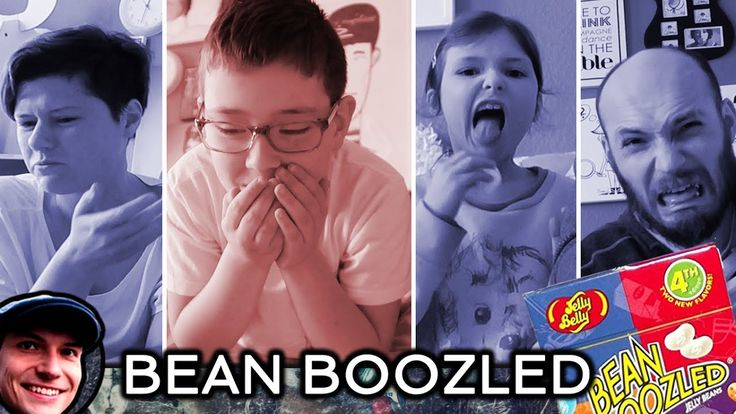 Bean Boozled challenge is disgusting