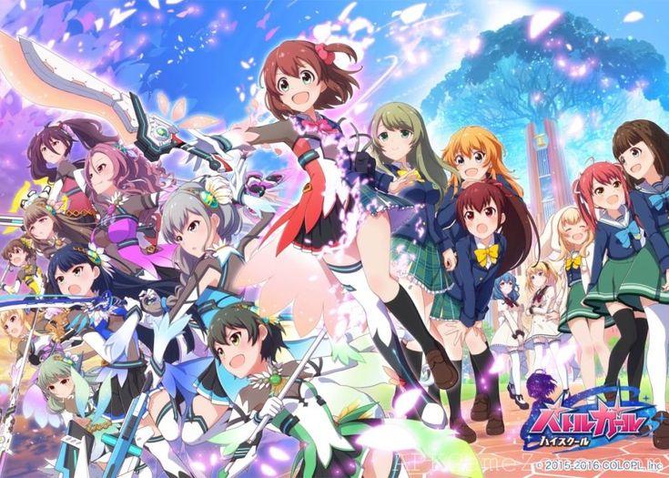 Battle Girl High School Ultra Mod Download APK Girls