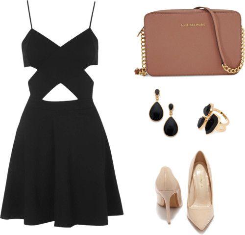Los vestidos ideales para una cita - Night Out