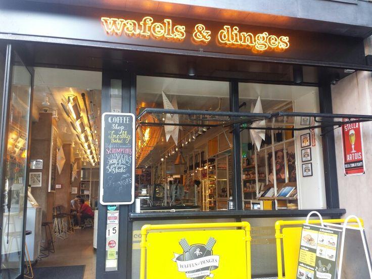 Wafels & Dinges NYC