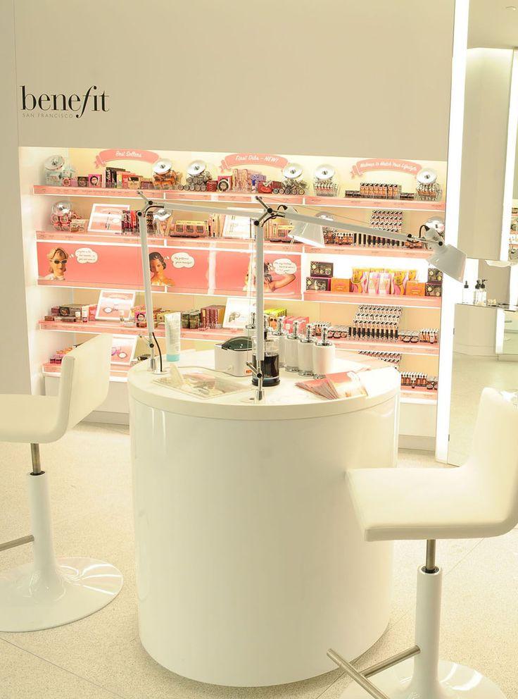 Murale benefit brow bar future beauty salon pinterest for Interior design 7 0 tutorial
