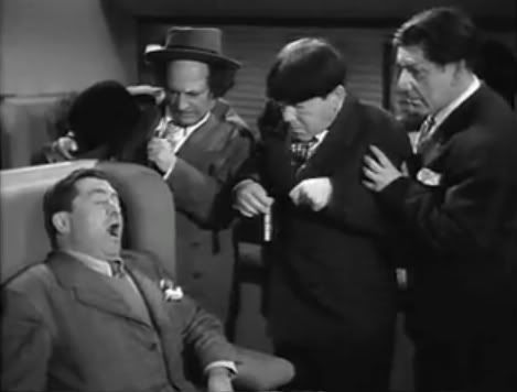 I am writing an essay on the three stooges and the marx brothers?