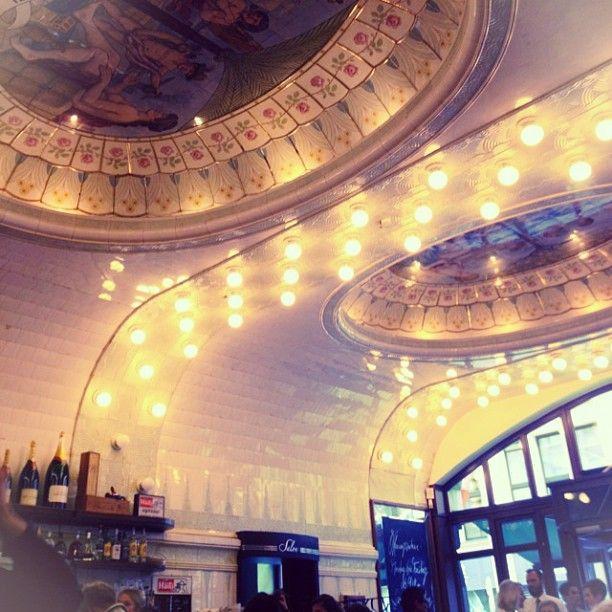 Café Paris in Hamburg, Hamburg