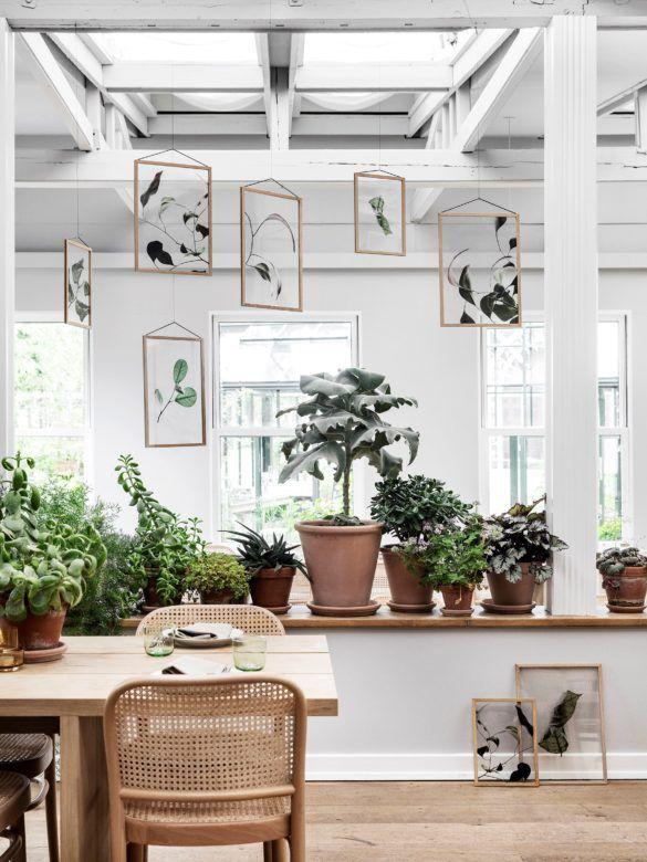 ideen für raumgestaltung - ausgefallenes interieur von susanna ...