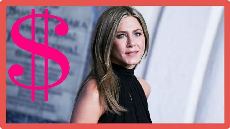 Jennifer Aniston Net Worth #JenniferAnistonNetWorth #JenniferAniston #celebritypost