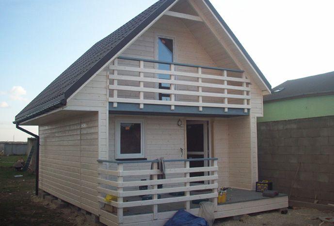 domy z drewna producent