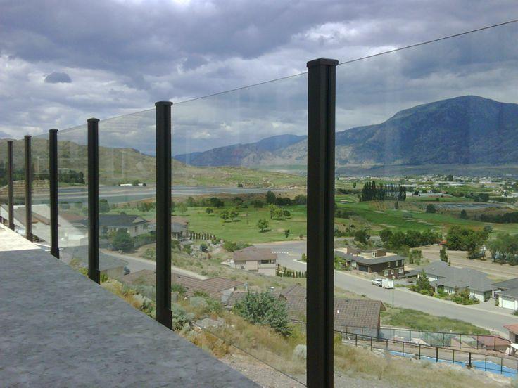 Deksmart Railings   topless glass railings,glass railings,aluminum railings,deck  railing systems