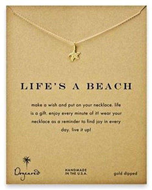 Life's a Beach // Dogeared Jewelry