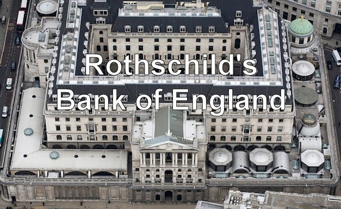 If the information in this article is mostly accurate, then we need to stop supporting these Rothschild banks or we will not have a future to look forward to. If you do not know who the Rothschilds…