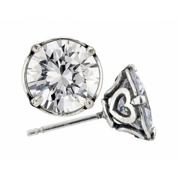 Brilliance Post Earrings  available at #Brighton
