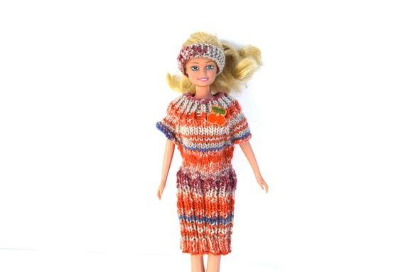 2 delt sett til barbie