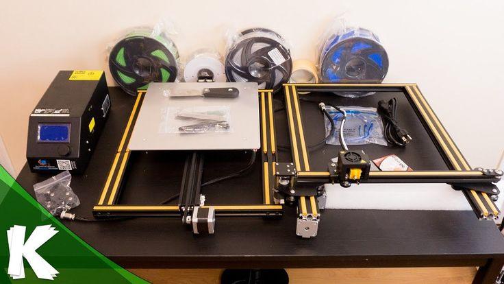#VR #VRGames #Drone #Gaming Creality3D CR-10   3D Printer Unboxing   $375 Massive Affordable 3D Printer $400 3D Printer, 300mm x 300mm x 400mm Print Bed, 3d printer, 3d printer unboxing, 3d printing, Affordable $500 3D Printer, anet a8, CR-10, CR-10 3D Printer Unboxing, cr10, cr10 3d printer, Creality3D CR - 10 review, Creality3D CR-10, Creality3D Unboxing, Drone Videos, Large affordable 3D Printer, Life Kommando, massive 3d printer, printer #$4003DPrinter #300MmX300MmX400M