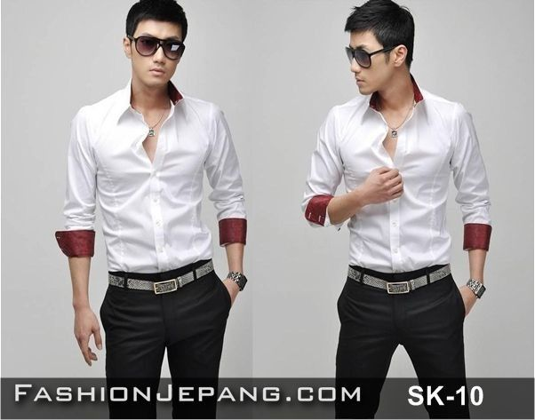Jual Jaket, Jaket korea, fashion cowok, jogja, Blazer Jaket Korea SK-10