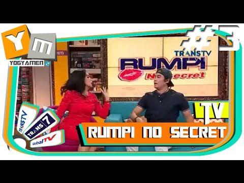 RUMPI NO SECRET(#3) - SPESIAL, ADJIE PANGESTU GOSIP MENGENAIL MANTAN NYA...