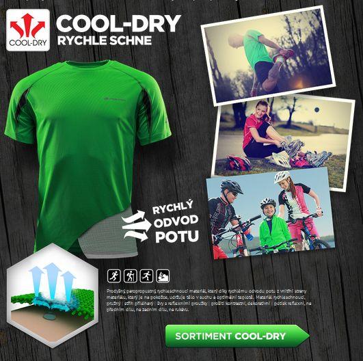 Funkční oblečení je takové oblečení, které vám zajistí tělesný komfort při všech sportovních aktivitách. Při fyzické námaze se tělo potí. ... http://www.funkcni-obleceni.cz/