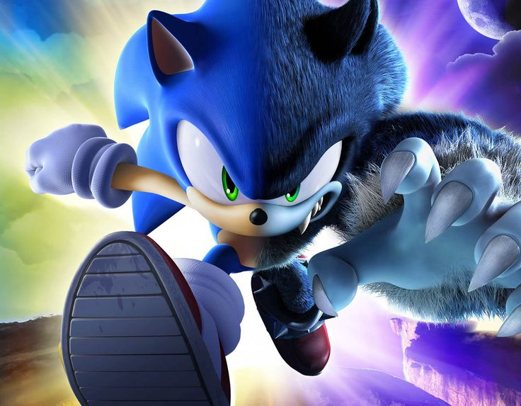 Sonic Unleashed!