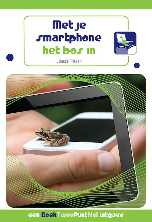 KPN Onderwijs over Met je smartphone het bos in