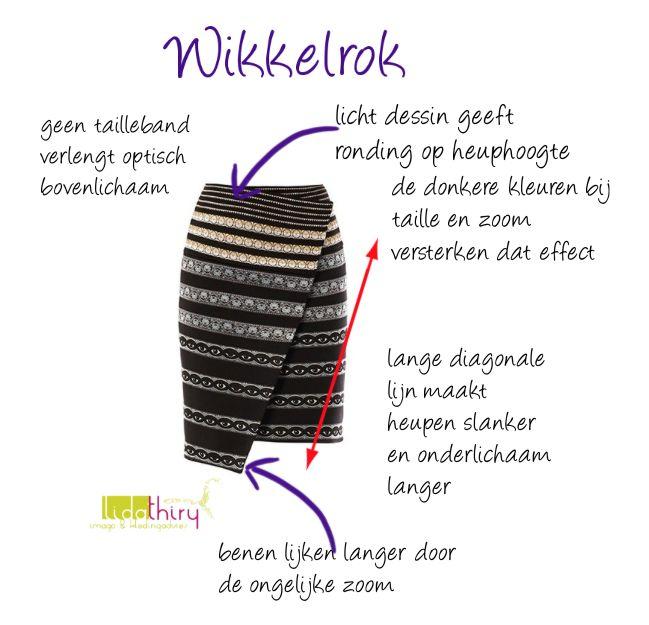 Modetrends winter 2015: de Wikkelrok. Kijk op het blog voor tips voor jouw figuur: