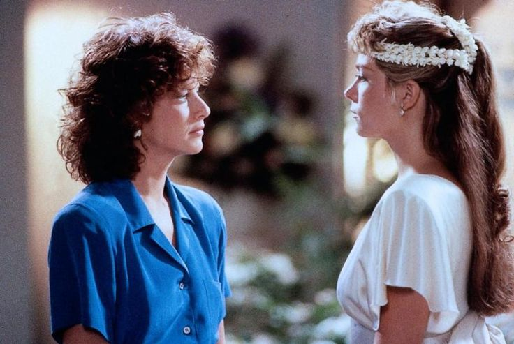 Theresa Russell and Debra Winger in  Black Widow