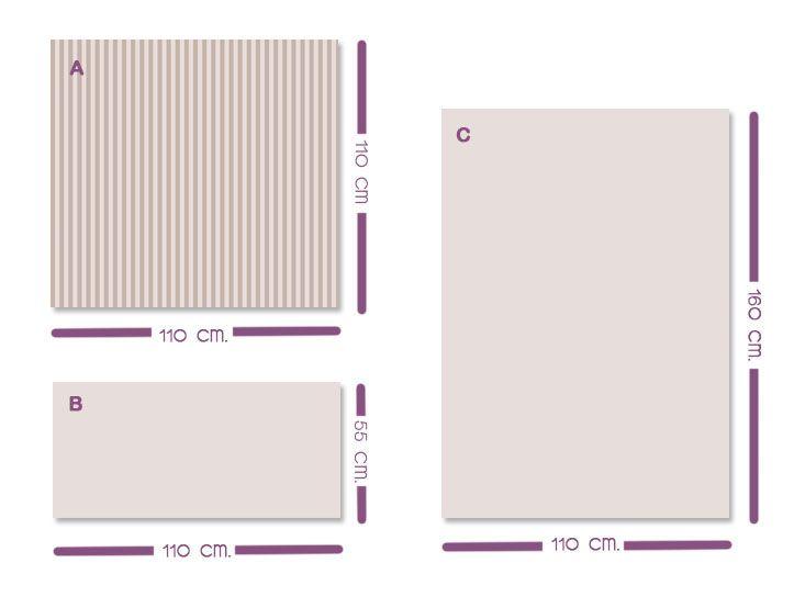 Cómo hacer una colcha para cuna DIY | baby | Pinterest | Patchwork ...