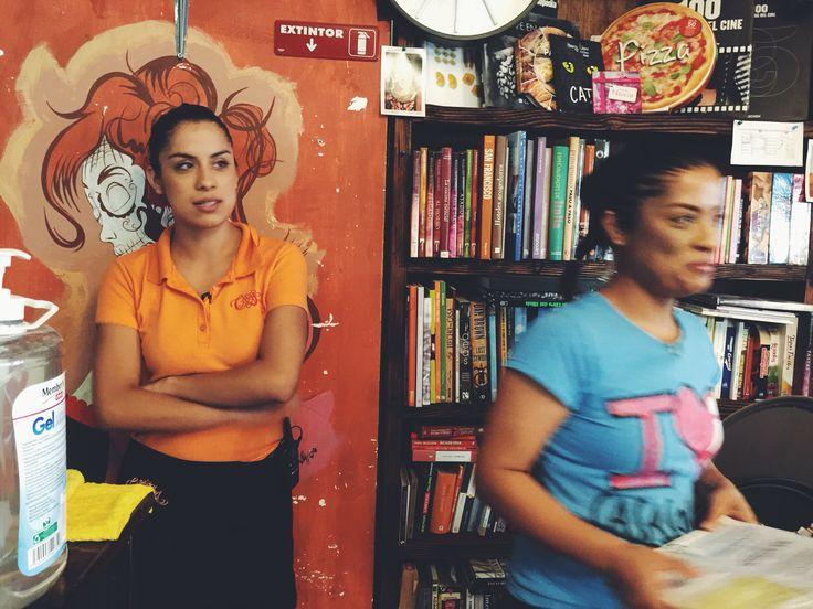 Meseras estrellas de Casasola Café!