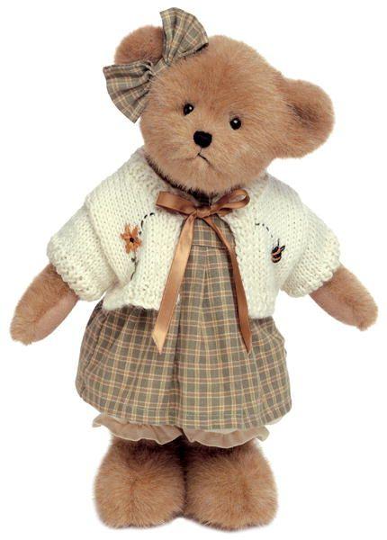Charlotte B Beezley-Boyds Bears #904111 The Boyds Bears Store