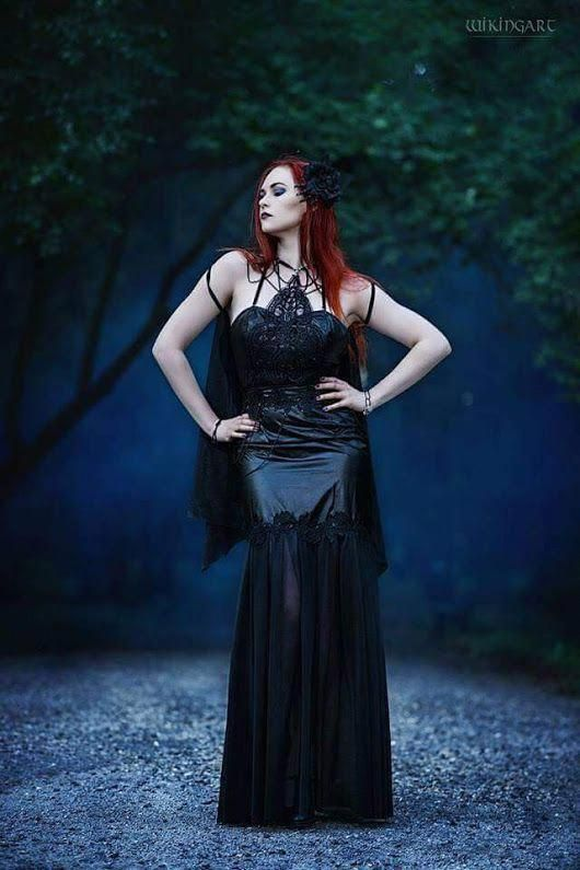 Gothic Fashion. For Those Individuals Who Like Putting On