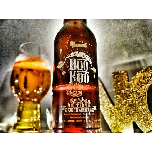 Brilliant pic of Mother Earth Boo Koo IPA & the IPA glass from @beer_spectator. #IPA #craftbeer #beer