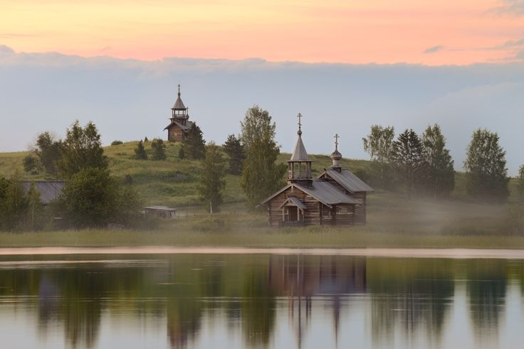 Photograph Карелия. Белые ночи by Ed Gordeev on 500px