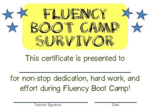 Learning Fluency