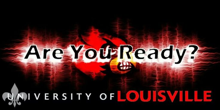 U of L   Are You READY! University of Louisville Louisville Cardinals