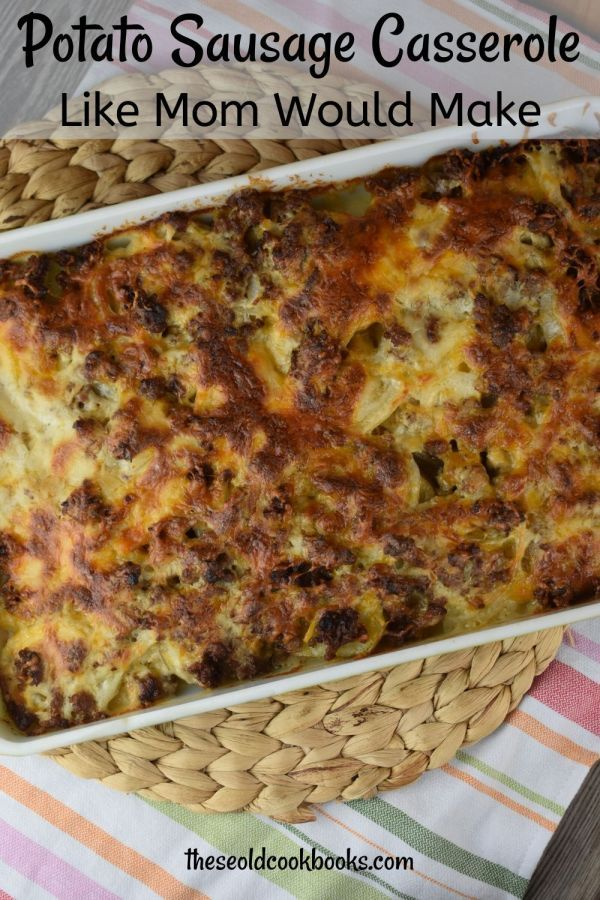 Ground Sausage Casserole Recipes For Dinner