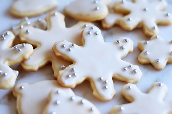 Tender and crisp holiday cut-out cookies that hold their shape when baked. TESTED & PERFECTED RECIPE