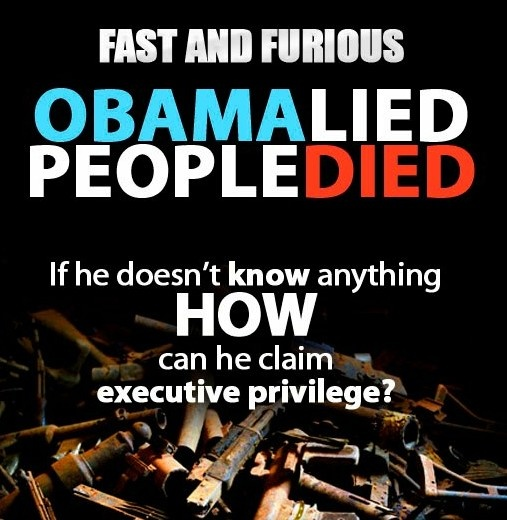 Executive Privilege? What Happened To Transparency? Fast