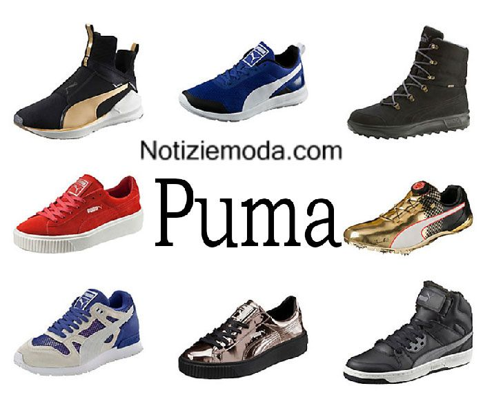 Scarpe Puma autunno inverno 2016 2017 donna