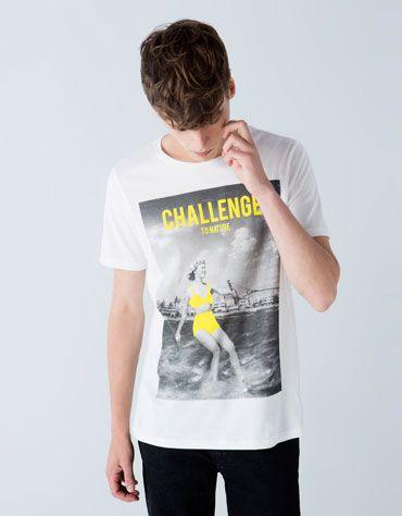 Bershka Guatemala -Chico -Chico -Camisetas