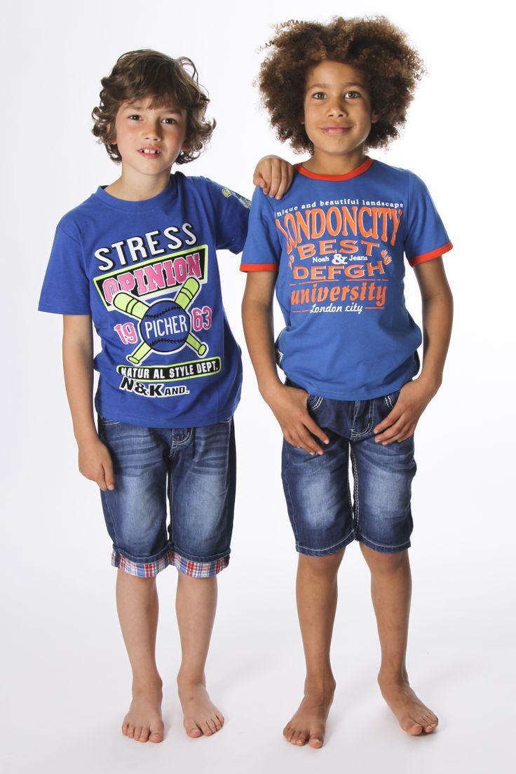 Shirts 7,95 euro. Bermuda's 16,95 euro