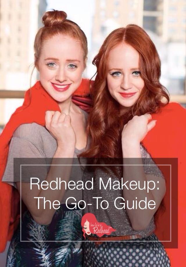 Redhead Makeup Tips